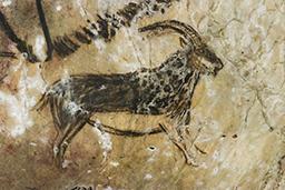 Tracer c'est dessiner, figurer, illustrer. Grotte de Niaux - Ariège