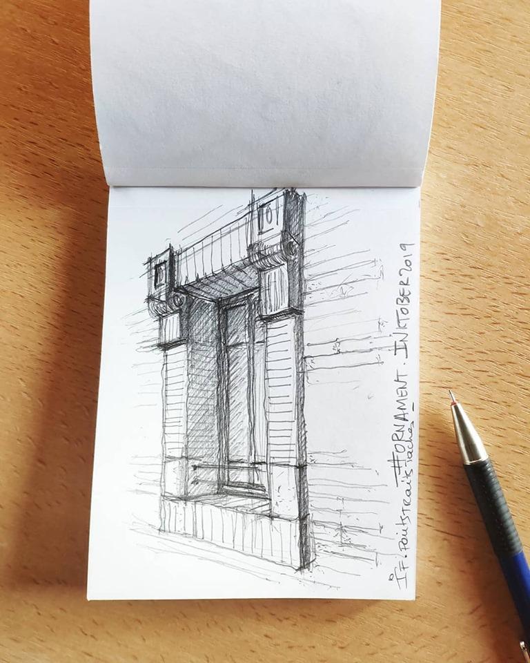cours de dessin perspectif à Toulouse