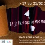 stage pour ados vacances de février à Toulouse du 17 au 21 février 2020