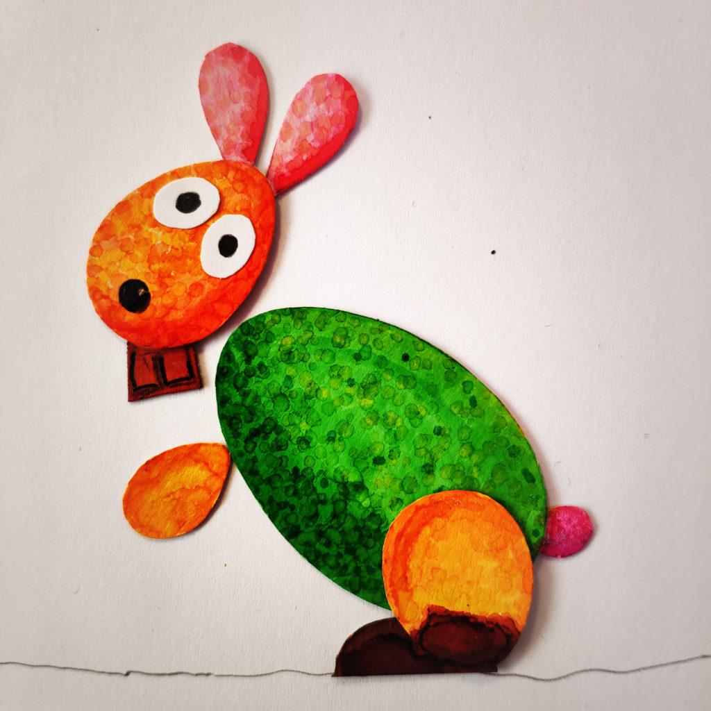 tuto Le Lapin de Pâques - photo 1