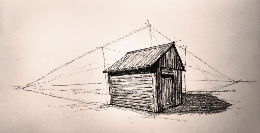 Offrez un stage de dessin de perspective à main levée à Toulouse - Carte cadeau