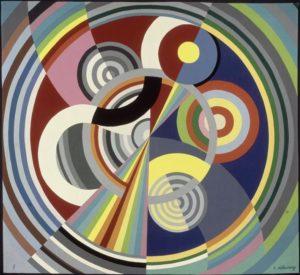 Rythme n° 1 - Robert Delaunay